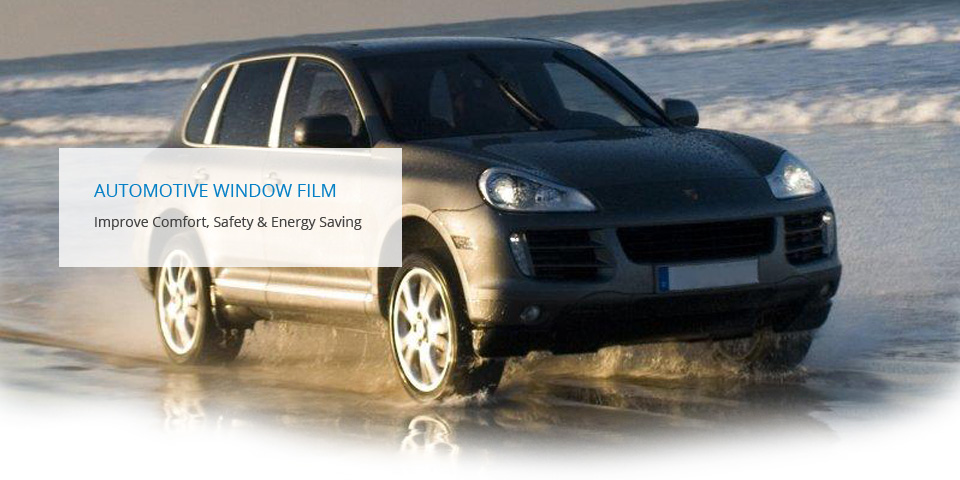 Automotive Window Films
